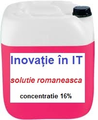 inovatia in IT - solutie romaneasca